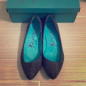 Blowfish flats women's shoe size 7 1/2